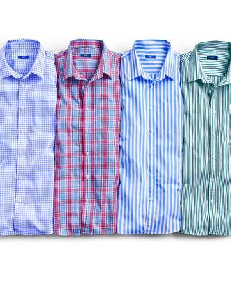 Short Sleeve Casual Classic Shirt