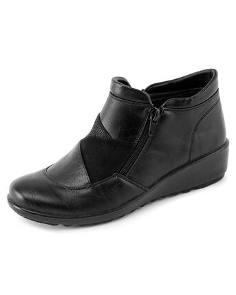 Flexisole Dual Zip Boots