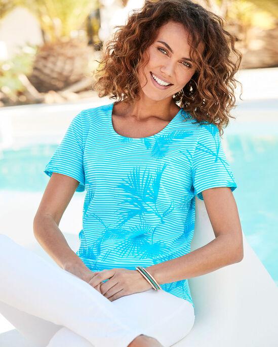 Palm Print T-shirt