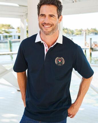 Short Sleeve England Rugby Shirt