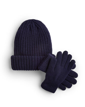 Thermal Hat and Glove Set