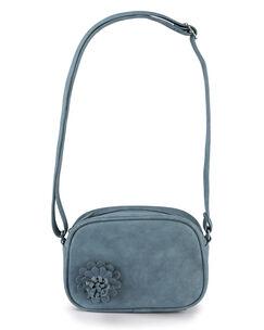 Flower Detail Cross Body Bag