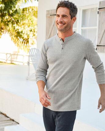 Long Sleeve Loungewear Top