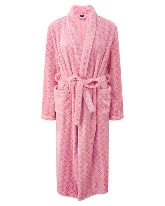 Supersoft Fleece Dressing Gown