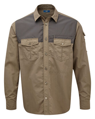 Panelled Adventure Shirt