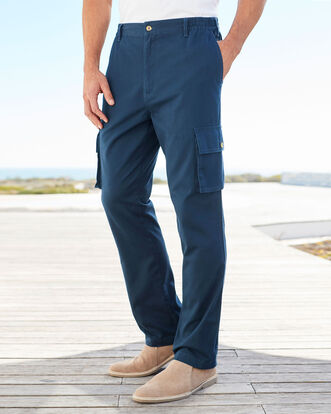 Cargo Comfort Trousers