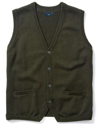 Cotton Waistcoat