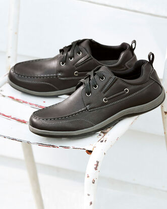 Anti-fatigue Lace Detail Shoes