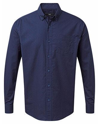 Long Sleeve Oxford Shirt