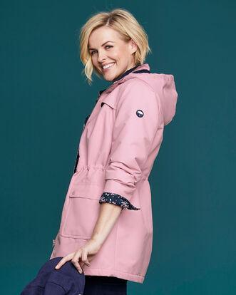 'What Rain?' Waterproof Fleece Lined Jacket