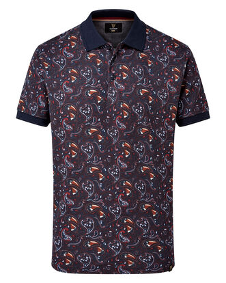 Guinness Short Sleeve Toucan Polo Shirt