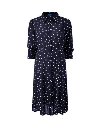 Spot Frockstar Button-through Dress